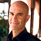 Robin Sharma, spoken word practitioner, can be heard daily on Radio Newark