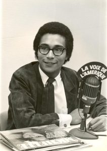 From my youth, spent listening to Georges Collinet on the VOA