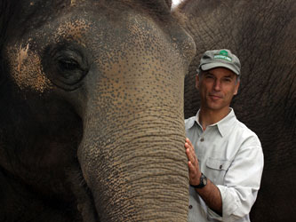 Thane Maynard 90-Second Naturalist Cincinnati Zoo Director